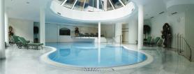 Rakouský hotel Regina s bazénem