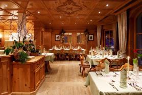 Rakouský hotel Regina s restaurací
