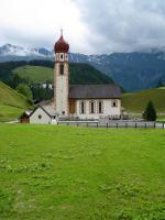 Niederthai - krásný kostel