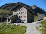 Horská chata Martin Busch Hütte